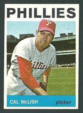 Cal McLish Philadelphia Phillies 1964 Topps Card #365