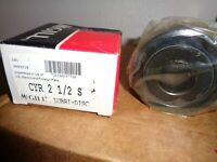 MCGILL CYR 2 1/2 S CAM YOKE ROLLER Precision Bearings LUBRI-DISC NEW in Box