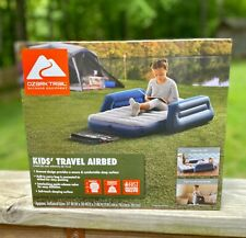 New Ozark Trail Kids Camping Airbed Air Mattress with Travel Bag