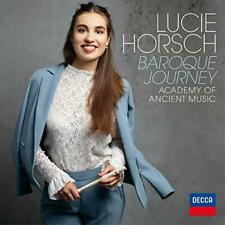 Lucie Horsch The Academy of Ancient Music Bojan ¿i¿i¿ - Baroque Journey [CD]