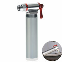 Portable CO2 Bike Tire Inflator Mountain Bicycle Tyre Pump For Presta & Schrader