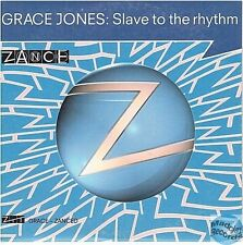 Grace Jones Slave to The Rhythm CD SINGLE france french card sleeve 4509-96332-2