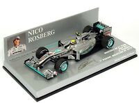 Mercedes GP Petronas F1 Malaysia 2010 Nico Rosberg Minichamps 410100104 1:43