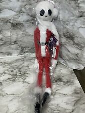 """27"""" Jack Sandy Claws PLUSH DOLL The Nightmare Before Christmas DISNEY NWT"""