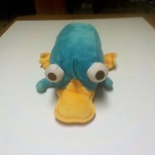 "Disney Perry Platypus from Phineas and Ferb Show Soft Plush Authentic  20"" Long"