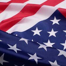 3' x 5' Ft Us Usa U.S. American Flag Polyester Printed Stars Brass Grommets U.S