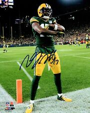 DAVANTE ADAMS Green Bay Packers Signed Autographed 8x10 photo Reprint