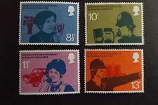 GB MNH STAMP SET 1976 Telephone Centenary SG 997-1000 UMM