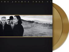 U2 The Joshua Tree Doppio Vinile Lp Colorato (Gold Vinyl) Nuovo & Sigillato