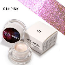 2017 Makeup 5colors Glitter Highlight Eyeshadow Waterproof Eye Shadow Powder 1#