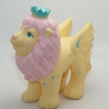 Vintage Hasbro Moondreamers Glow In The Dark DollRoary Lion Star Finder