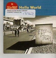 (BP402) Sea Fruit, Hello World - DJ CD