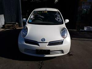 NISSAN MICRA TRANS/GEARBOX AUTOMATIC, PETROL, 1.4, CR14, K12, 08/07-10/10