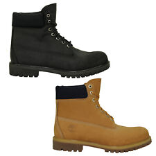 Timberland 6 Inch Premium Boots Waterproof Rebotl Men Lace up Boots Shoes