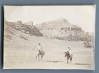 Algérie, A Taghit  Vintage silver print. تاغيت  Tirage argentique  6x8,5
