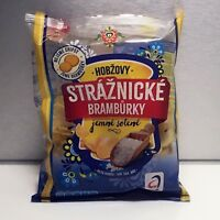 Traditional Czech Potato Crisps Straznicke Bramburky 60g Food Pub Chips Mustard