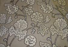 Osbourne & Little Shimga High-End Designer Upholstery Weight Embroidered Fabric