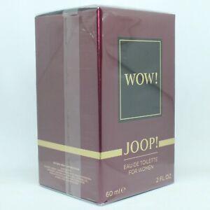 JOOP! WOW! for Women 60 ml Eau de Toilette NEU & OVP 60ml EDT