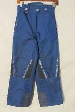D9347 Spyder Polyester Blau Skihosen Kinder 26x24