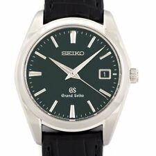 Seiko Grand Seiko SBGX097 Stainless Steel Japan 9F62-0AB0 Box Quartz Mens Watch