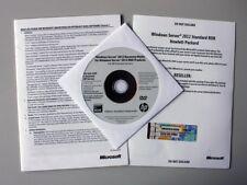 Windows 2012 Server Standard Edition HP-ROK, MUI (deutsch,englisch…) 2 CPU