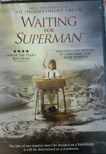 """Waiting for """"Superman"""" (DVD, 2013)"""