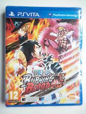 One Piece Burning Blood Jeu Vidéo PSVITA