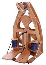 Ashford Joy Spinning Wheel 2 & Carry Bag Set - Double Treadle JSWDT2CB