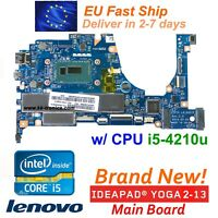 New Lenovo YOGA 2 13 Intel CPU i5-4210U ZIVY0 LA-A921P 20344 Laptop Motherboard