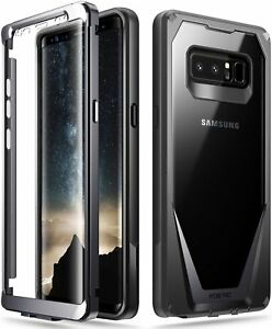 Case FOR Galaxy Note 8 Poetic Guardian Scratch Resistant Back 360 Degree Protect