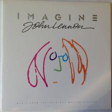JOHN LENNON IMAGINE MUSIC FROM ORIGINAL MOTION PICTURE 2-LP VINYL SET