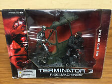 McFarlane TERMINATOR 3 Rise of the Machines THE END BATTLE Action Figure Set