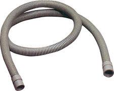 tubo per scarico acqua lavatrice 200 cm con curva corrugato in pvc ricambio