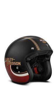 Harley-Davidson® The Shovel B01 3/4 Helmet - 98277-19EX Size L