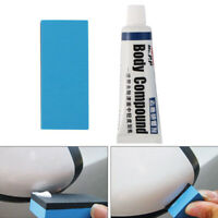 Car Body Compound Paste Scratches Removing Care Auto Polishing Grinding Wax Set