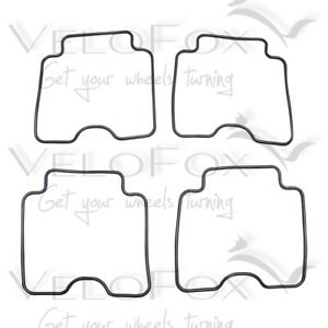 TourMax Carb Float Chamber Gaskets fits Yamaha YFM 350 FWA FGX Grizzly 4WD 2008