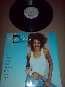 WHITNEY HOUSTON - 12 INCH - I WANNA DANCE WITH SOMEBODY (WHO LOVES ME)