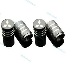 4Pcs Car Wheel Tire Stem Air Valve Caps Covers Auto Accessories for Mitsubishi