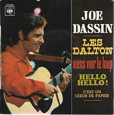 LES DALTON - HELLO HELLO! = VIENS VOIR LE LOUP - C'EST UN COEUR ... # JOE DASSIN