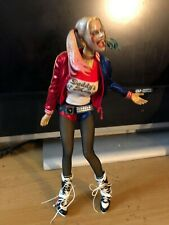 Custom Hot Toys Type Harley Quinn action figure