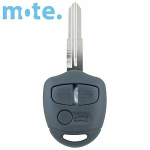 To Suit Mitsubishi Lancer CJ 2007-2014 Remote Key Blank Shell/Case MIT8