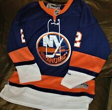 Mark Streit New York Islanders jersey! YOUTH large XL NEW with Tags AUTHENTIC