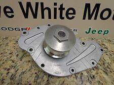04-11 Chrysler Dodge New Engine Water Pump & Gasket 3.5L 4.0L Mopar Factory Oem