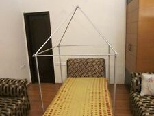 4 feet PYRAMID KIT with Connectors,Tubes & 4 feet stands for Sleeping & Healing