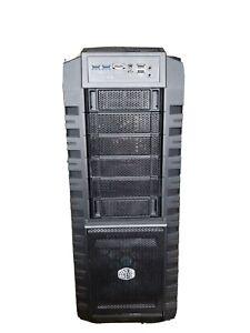 Cooler Master HAF X - High Air Flow Full Tower Windowed Computer Case