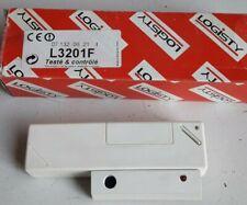 LOGISTY L3201F : Détecteur d'ouverture Blanc