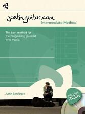 Justinguitar.Com - Intermediate Method: By Justin Sandercoe