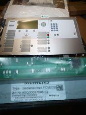 SIEMENS FCM2028 fuoco sistema Allarme antincendio centrale