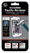 Qmadix Invisible First-Defense Edge-to-Edge Tempered Glass for iPhone 6 PLUS