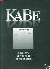 Vordruck KA-BE BRD 1981 falzlos